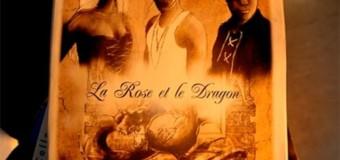 La Rose et le Dragon (par Amit K. Babooa)