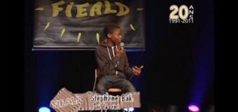 Stéphane Bak: J'ai 14 ans