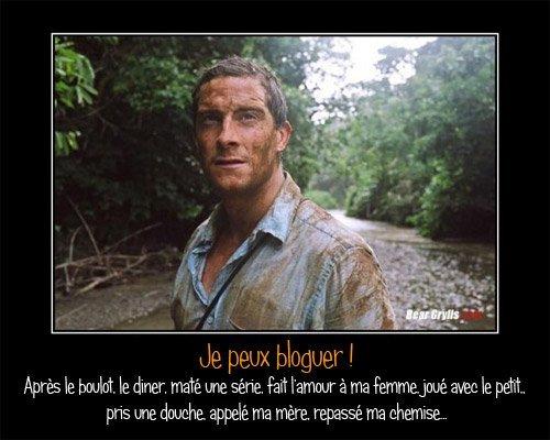 Les chroniques de jayer : Blogueur, un métier qui prend du temps ! #2