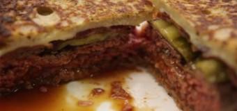 Le Burger du futur par Dave Arnold
