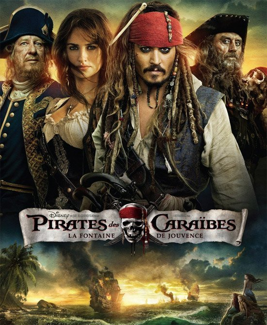 Les Pirates des Caraïbes : 2 Cru(i)z 1 Depp