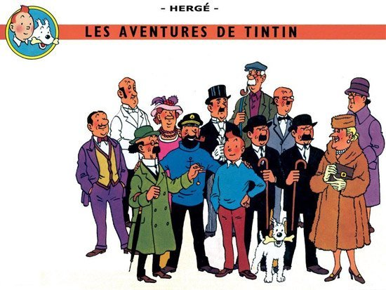 Les doubleurs de séries télévisées : Les aventures de Tintin, la série animée