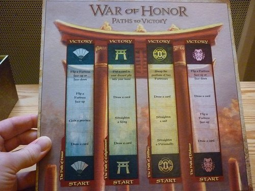 War of Honor #12