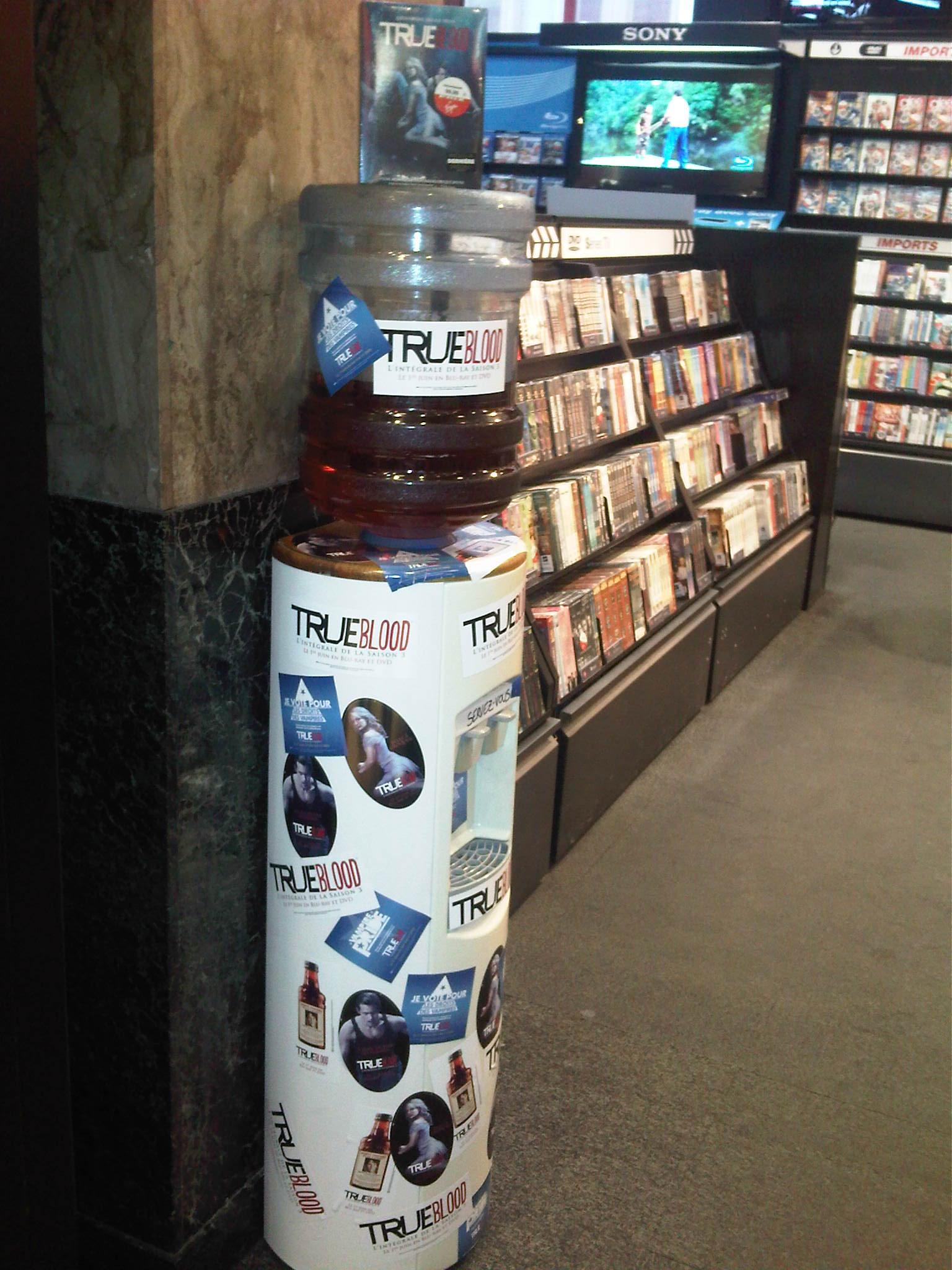 Où trouver du Tru Blood : enfin commercialisé ! #4