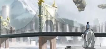 La Légende de Korra - Suite du dessin animé Le Dernier Maitre de l'Air