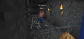 Minecraft en multi - Règles de base et Parcours du combattant