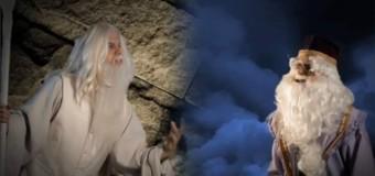 Epic Rap Battles of History: Gandalf vs Dumbledore