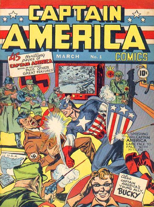 Captain America : The First Avenger #2