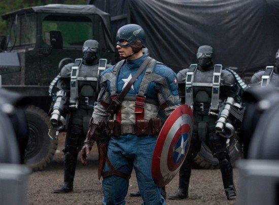 Captain America : The First Avenger #3