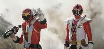 Sentai / Bioman / Power Ranger – 36ème anniversaire sous le code