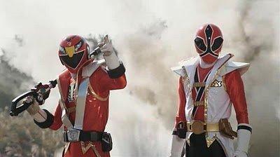 Sentai / Bioman / Power Ranger – 36ème anniversaire sous le code ˝rouge˝