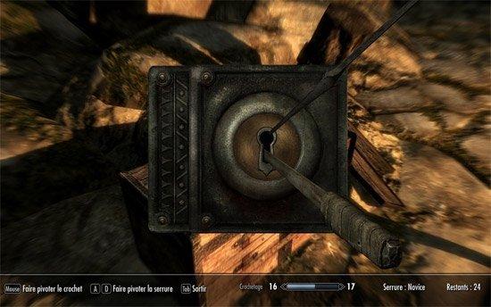 1h pour juger : The Elder Scrolls V : Skyrim #5