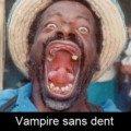 Vampire-sans-dent