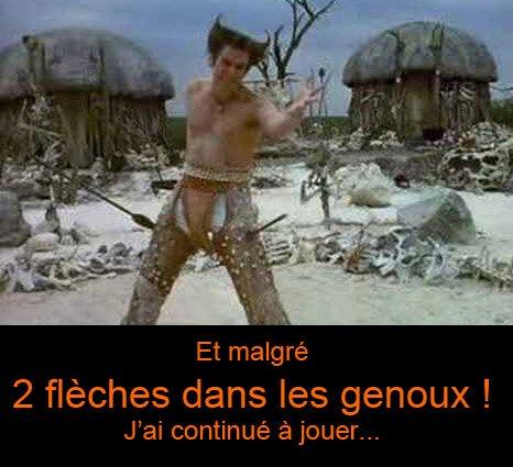 skyrim-fleche-genoux