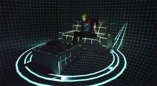 Vidéo immersive sans post production