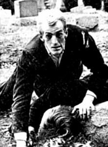 """Image tirée du film """"La Nuit des Morts-Vivants"""" de Romero"""