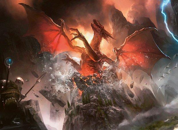 Le dragon rouge renait ?