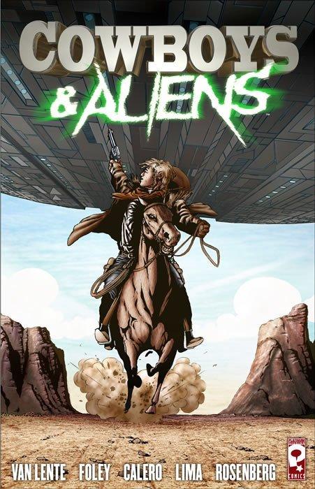 Cowboys & Aliens #3