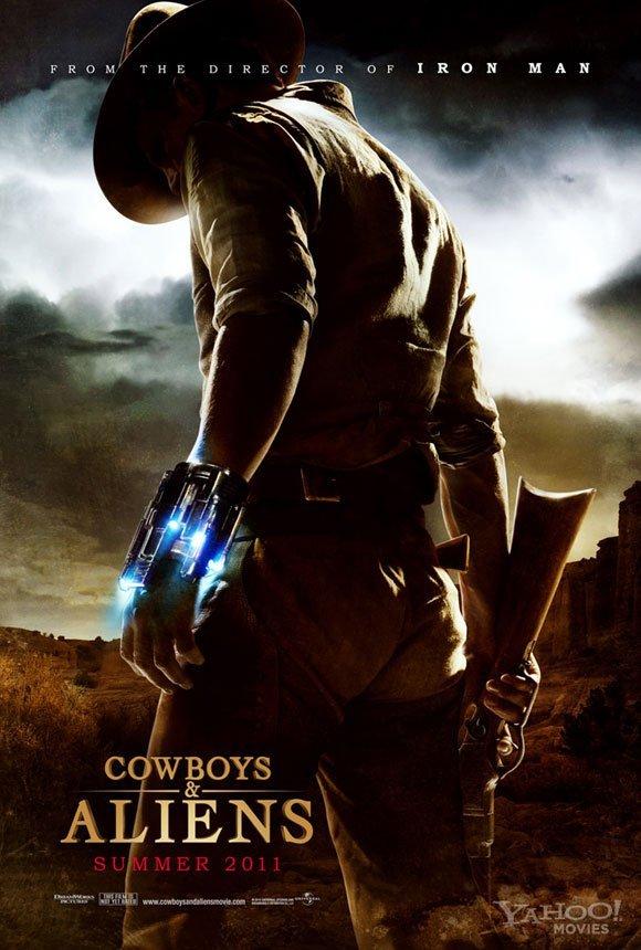 Cowboys & Aliens #2