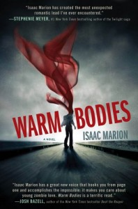 """Couverture du livre """"Warm Bodies"""""""