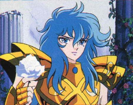 Saint Seiya : The Lost Canevas #5