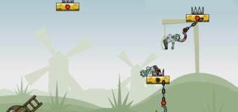 Impale (plantez des Zombies à la Angry Birds)