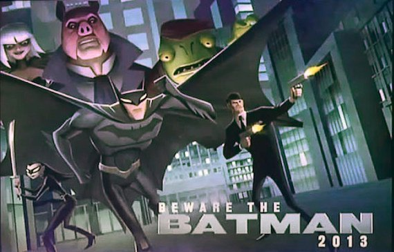 Beware the Batman : la nouvelle série animée Batman