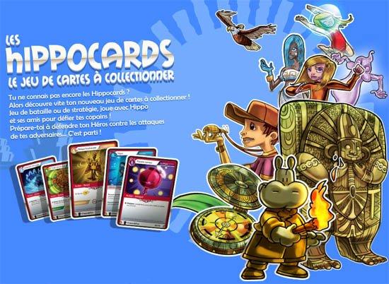 jeu de cartes collectionnaer hippocards hippopotamus 2