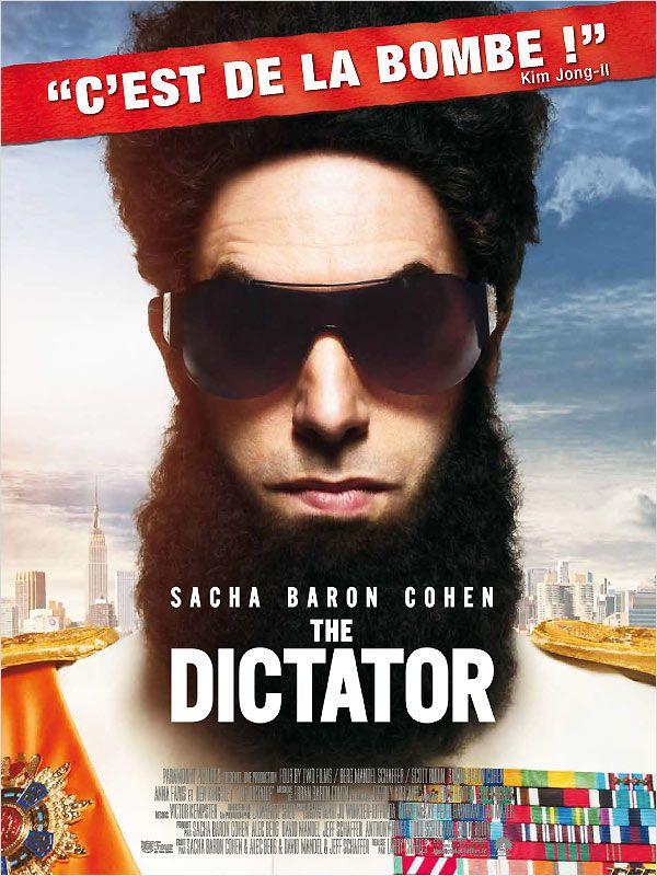 Critique & Rétrospective : Sacha Baron Cohen refrappe avec The Dictator !
