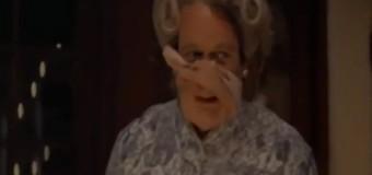 Mrs Doubtfire version Dramatique