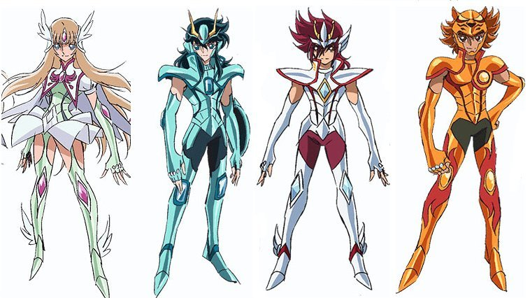 Critique de Saint Seiya Ωmega #5