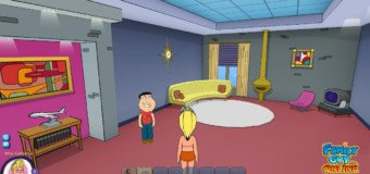 Family Guy Online… un jeu Free To Play avec les Griffin !