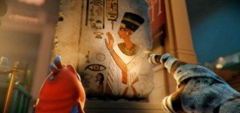 La Main de Nefertiti