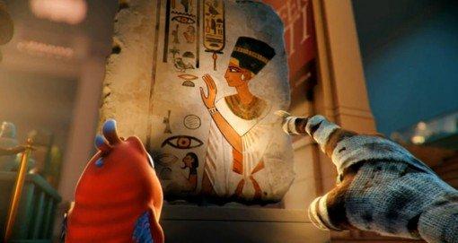 La Main de Nefertiti