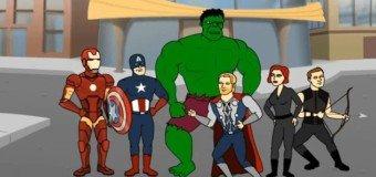 Quand Batman rejoint les Avengers