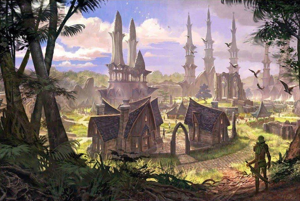 Elder Scroll Online