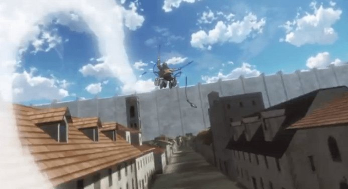 L'Attaque des Titans (Shingeki no Kyojin) arrive en anime... et ça va être GORE !