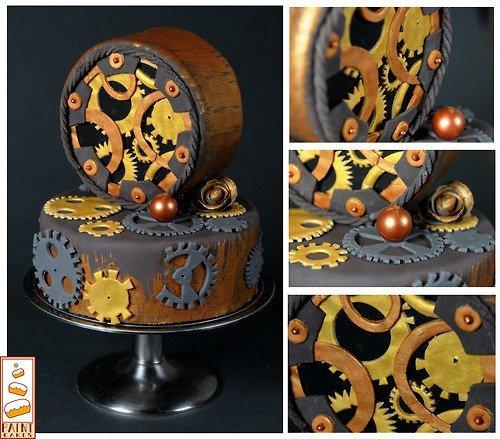 Découverte Paint Cakes