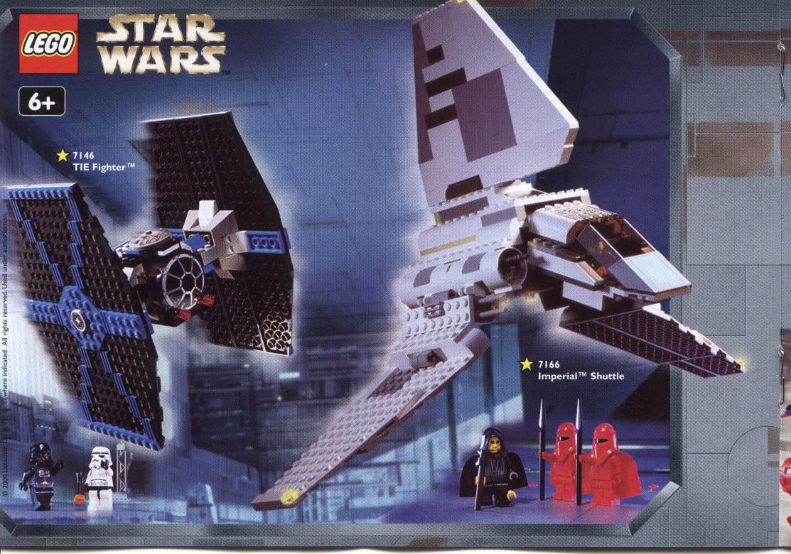 L'incroyable tournant Geek pris par Lego. #5