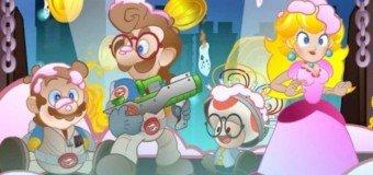 Super Mario Buster