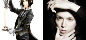 Le manga Black Butler adapté en série Live Drama