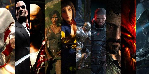 Meilleurs jeux PC 2012