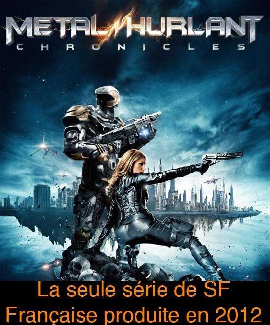 Pourquoi la France ne sait pas produire de Science-Fiction ?