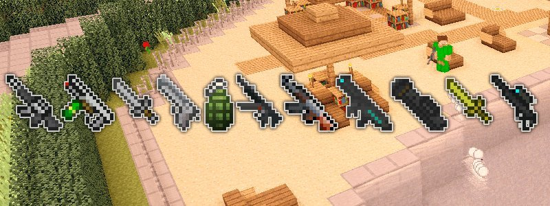 GunCraft - Quand Minecraft rencontre les FPS #2