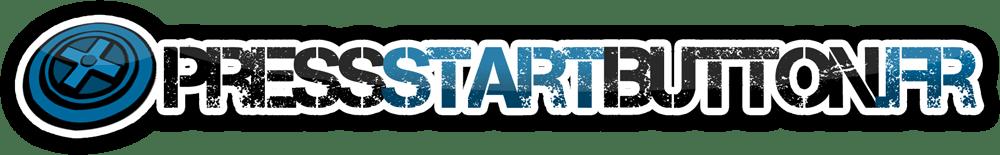 press start button logo