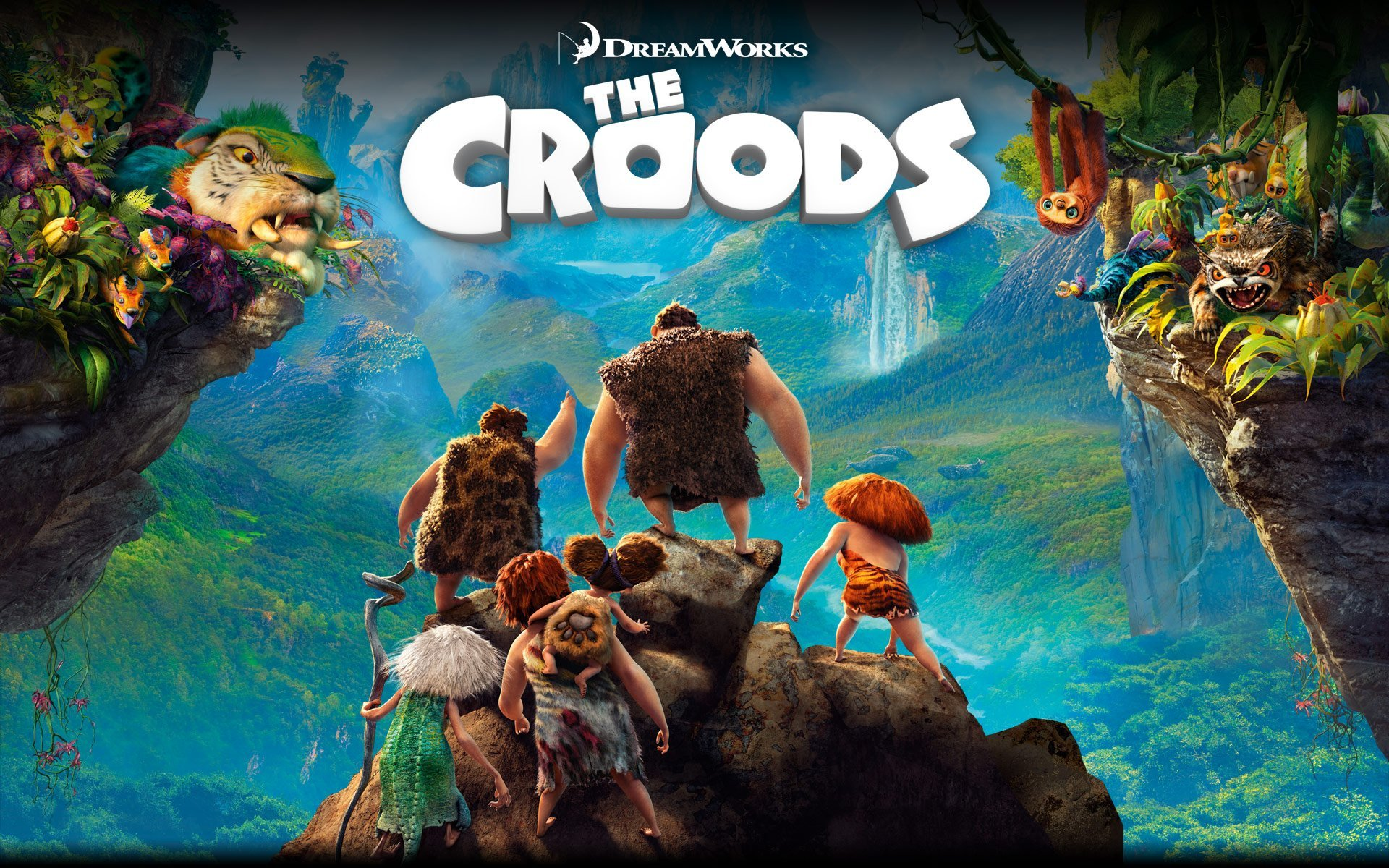 the_croods_2013 animation dessin animé