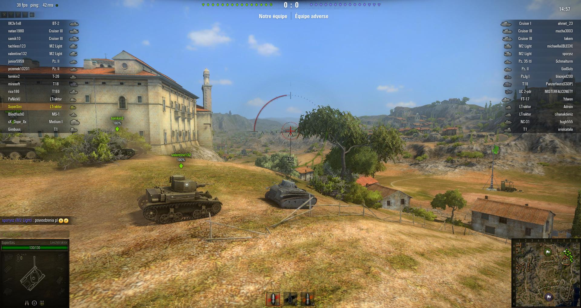[Jeu Gratuit] World Of Tank