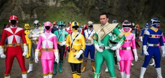 Power Rangers Super MegaForce rejoint enfin Super Sentai Gokaiger