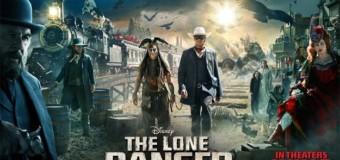 Lone Ranger - Un western qui ne veut pas en être un
