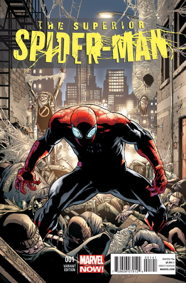 Superior Spiderman comics
